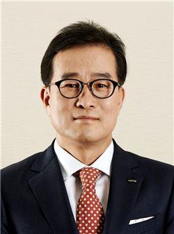 롯데쇼핑 임시 주총, 이원준 대표이사 공식 선임