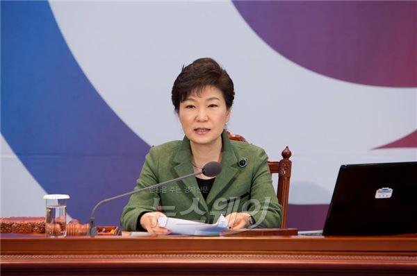 朴대통령, 오늘 7~8개 부처 개각