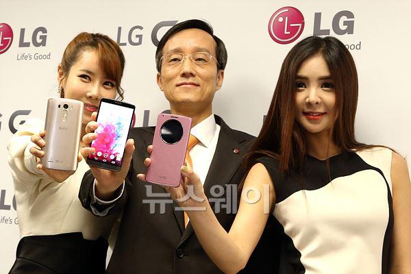 구본무 회장, LG그룹의 부활을 노래하다