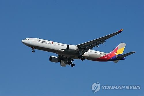 LA행 아시아나 여객기 긴급 회항…이달만 세 번째