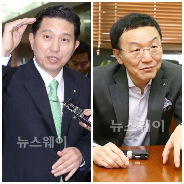 금감원 KB금융·국민銀 제재심의 연기…임 회장, 이 행장 소명 청취만