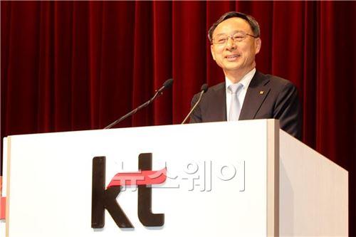 황창규, 비통신 분야 정리…개혁 신호탄 올려
