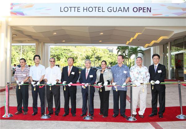 롯데호텔, 괌에 4번째 해외 체인 열어