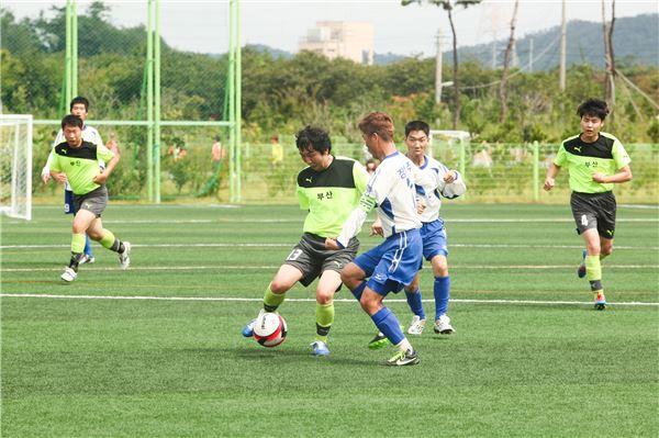 LIG, 2014 전국장애인축구선수권대회 목포에서 개최
