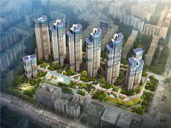 GS건설, 서울 알짜 재건축 '잇따라' 수주