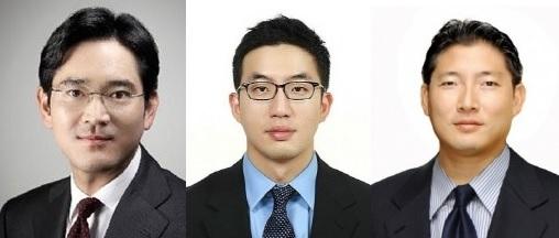 폭 넓히는 오너3세, 경영권 승계 광폭행보