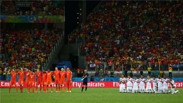 브라질 월드컵 평균 관중 5만262명···역대 2위규모