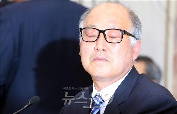 김명수 인사청문회 … 野 '맹공', 與 '엄호'