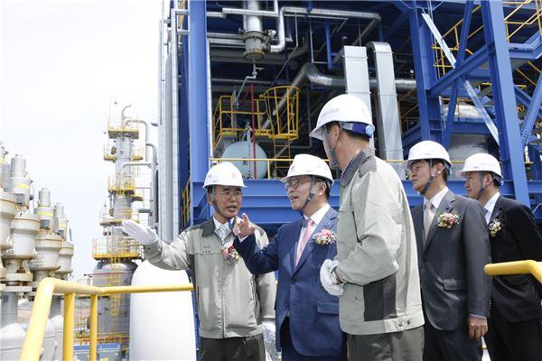 코오롱인더, 대산공장 준공··· 석유수지 3만톤규모 확대