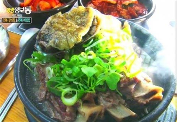 '생생정보통' 전복 맛집 이가신가…푸짐한 전복갈비탕에 침이 '줄줄'