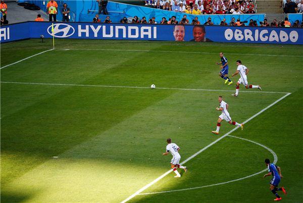 현대차, 브라질 월드컵서 '이색 마케팅' 진행···관람객 추억 선물