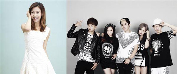 에프엑스 루나, SM 산하 인디 레이블 글로벌 프로젝트 팀 '플레이더사이렌' MV 출연