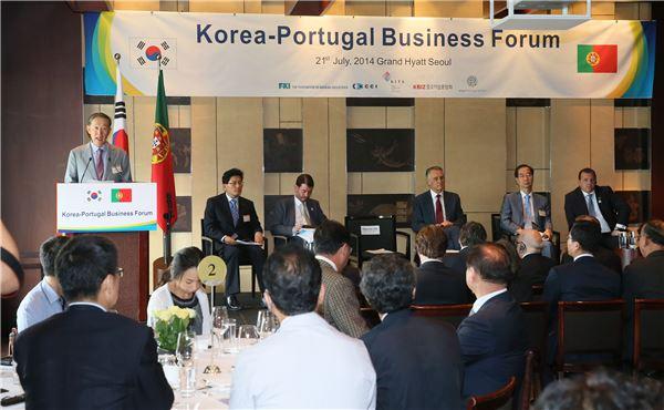 한국·포르투갈, ICT·에너지·식품분야 상호 경제협력 약속