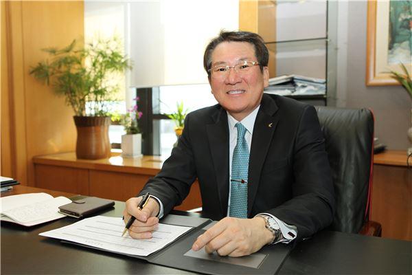 김한조 외환銀 행장, 조기통합 성공시킬 두 가지 원칙은?