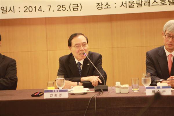 동반위, 제3대 위원장 안충영 교수 선임