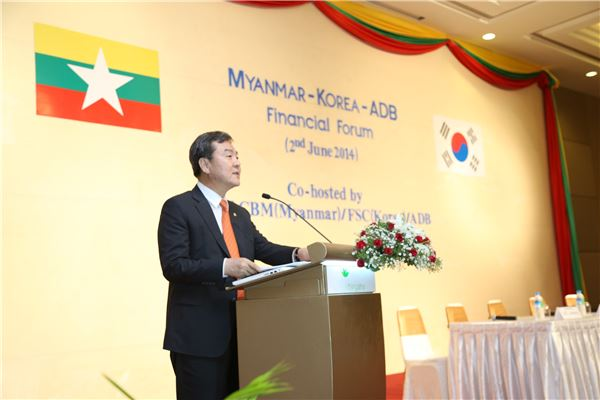 신한·국민·기업 銀 '미얀마 잡아라'…양날의 검?