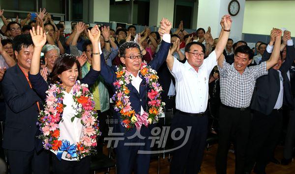 재포궐선거, 경기 김포 당선자 새누리당 홍철호