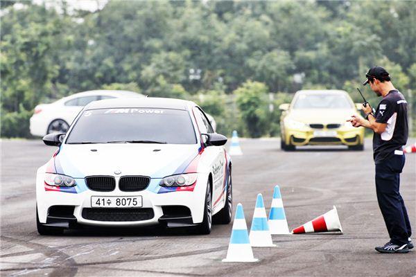 'BMW M 트랙 데이 2014' 13~15일 BMW 센터서 진행