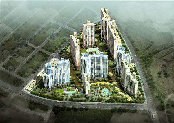 반도건설, 내달 양산·대구·동탄2서 총 2380가구 분양