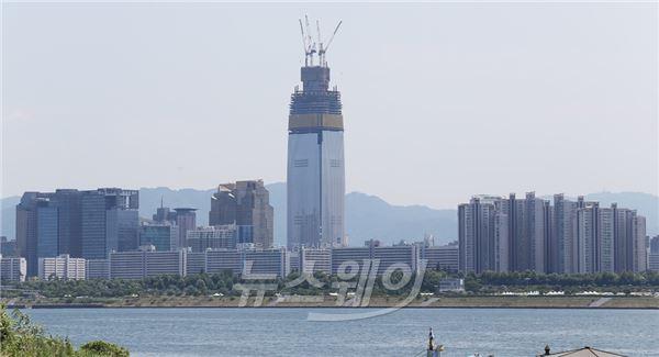 서울시·롯데그룹, 제2롯데월드 '도로 지하화' 합의