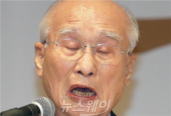 김우중 전 회장의 눈물