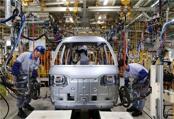 '다마스·라보 생산' 한국GM 창원공장을 가다