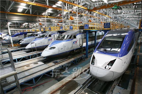 추석 경부선 KTX, 임시열차 추가 운행