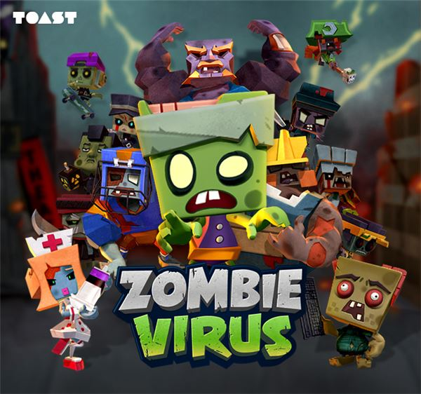 NHN엔터, 모바일게임 '좀비바이러스' 글로벌 출시