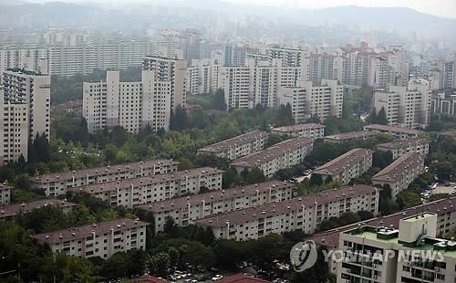 9·1부동산 대책 최대수혜지 목동 아파트 단지