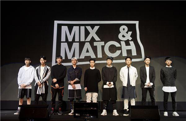YG 'MIX & MATCH', 장난기 가득한 티저 공개