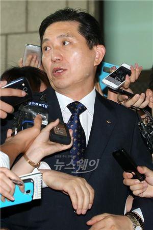 KB이사회 임영록 회장 해임 결의…임 회장 자진사퇴 요청 거부(종합2보)