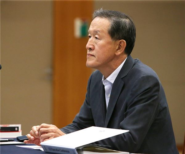 """허창수 회장 """"출범 10년 GS, 100년 장수기업 도약하자"""""""