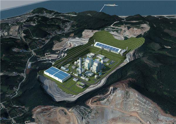 포스코에너지, '포스파워' 출범… 석탄화력발전 첫 출발