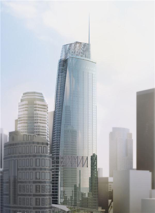 한진그룹 LA 윌셔그랜드 호텔, 인터콘티넨탈이 위탁 운영