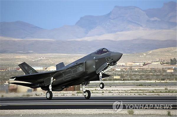 공군 차기전투기 F-35A 대당 1200억원에 40대 도입