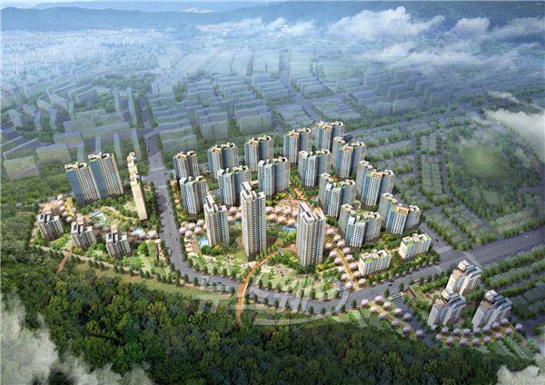 SK건설, 경기 안산·의왕서 재개발·재건축 사업 잇따라 수주