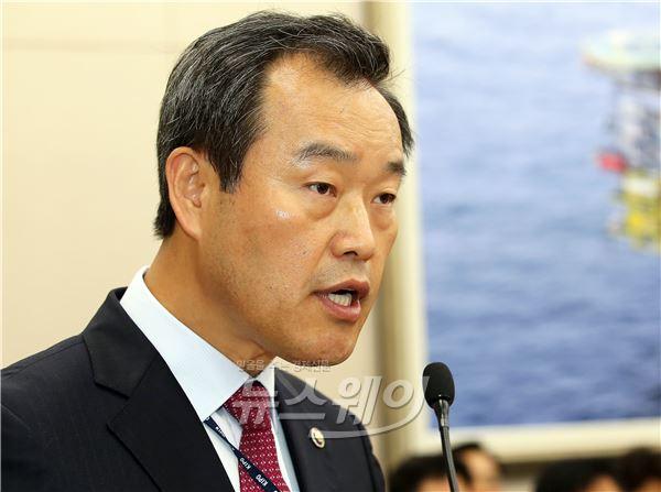 국정감사, 산통위 '김영민 특허청장 업무보고'