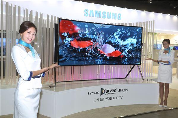 2014 한국전자전 개막…삼성·LG 혁신제품 잇달아 선보여
