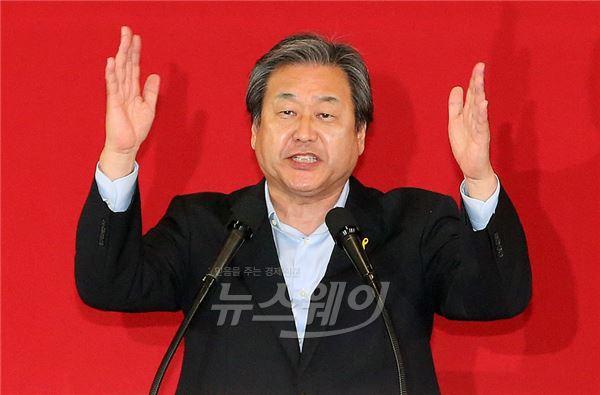 '절반의 성공'…김무성 체제 100일 돌아보니