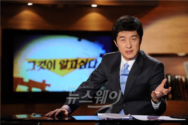 김상중, '식사하셨어요' 첫 예능 출연… 이영자와 먹방대결 할까