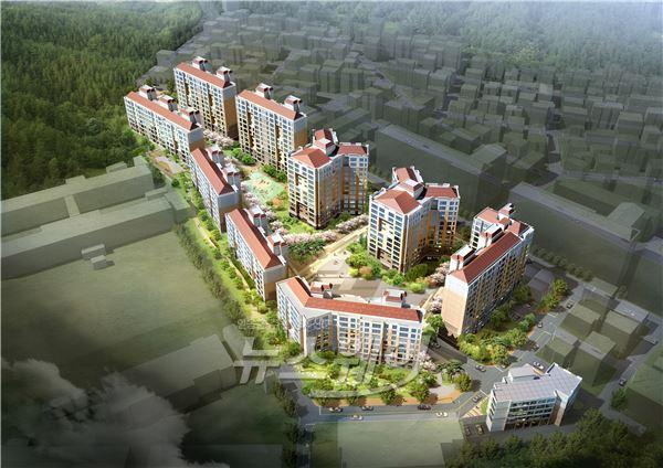 반도건설, '등촌1구역' 재건축 수주