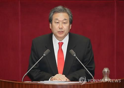 김무성, 고통분담 위한 '사회 대타협 운동' 제안