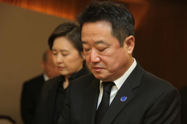 이웅열 코오롱 그룹 회장