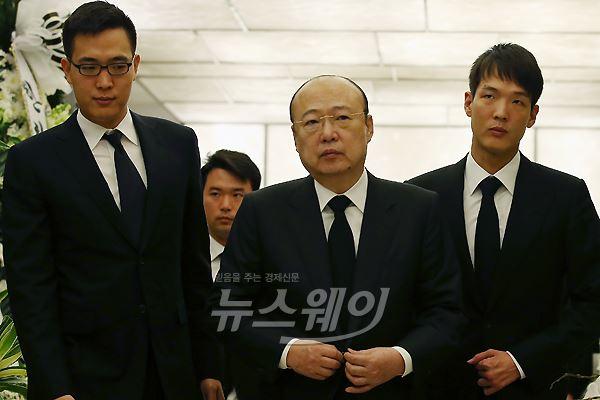 김승연 한화그룹 회장, 복귀만 남았다