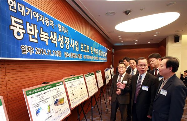 현대차그룹, 협력사와 에너지절감 상생협력…'기술 교류회' 개최