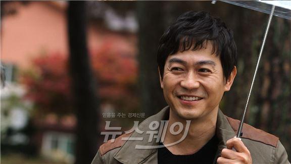 '식사하셨어요' 박용우, 연기의 '봄'은 언제인가요?