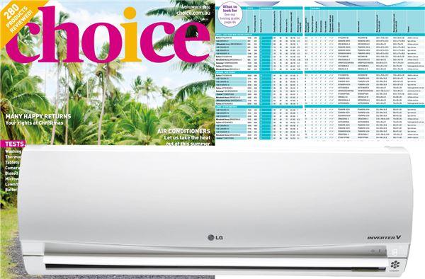 LG전자 냉난방 에어컨 7개 제품, 호주서 호평