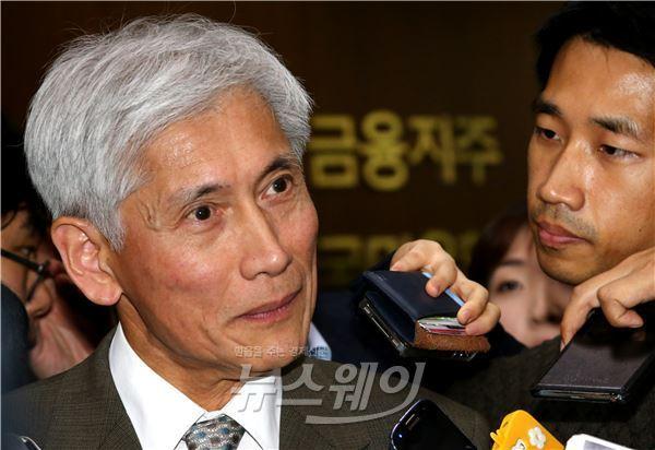 """김영진 KB사외이사 """"이사진 더 잘했으면…후회된다"""""""