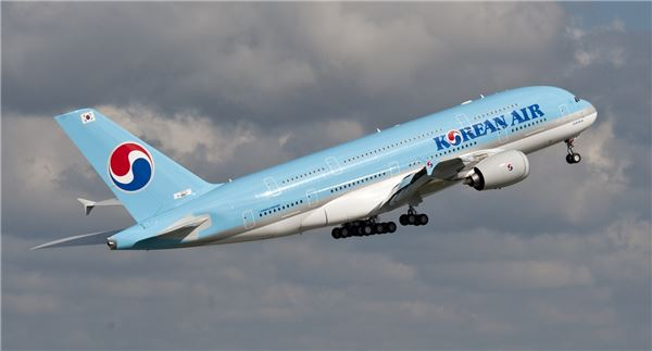 대한항공, 'A380 항공기 최우수 운항상' 2회 연속 수상