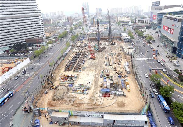 재개발·재건축 판도변화···삼성·현대 '부진' 대림·GS '약진'
